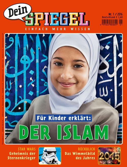 kindermagazin des spiegel verlags verharmlost den m dchen und frauenfeindlichen islam. Black Bedroom Furniture Sets. Home Design Ideas