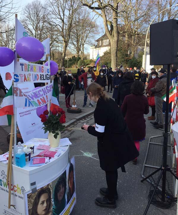 Demo in Hamburg zum Weltfrauentag 2021 - Bericht ...
